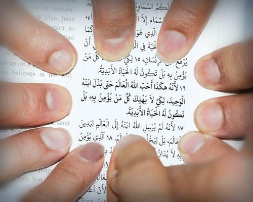 Oui, la bible parle bien du prophète del'Islam