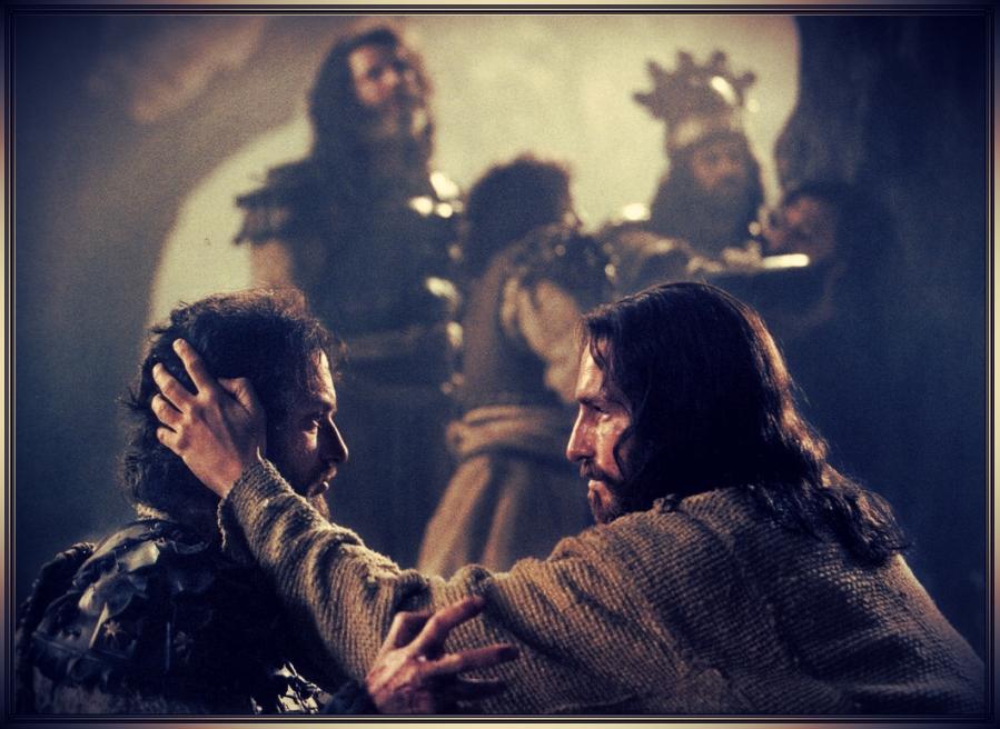 Jésus est-il violent? Réponse à Willy DeWinne